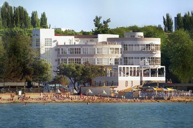 Анапа гостиницы