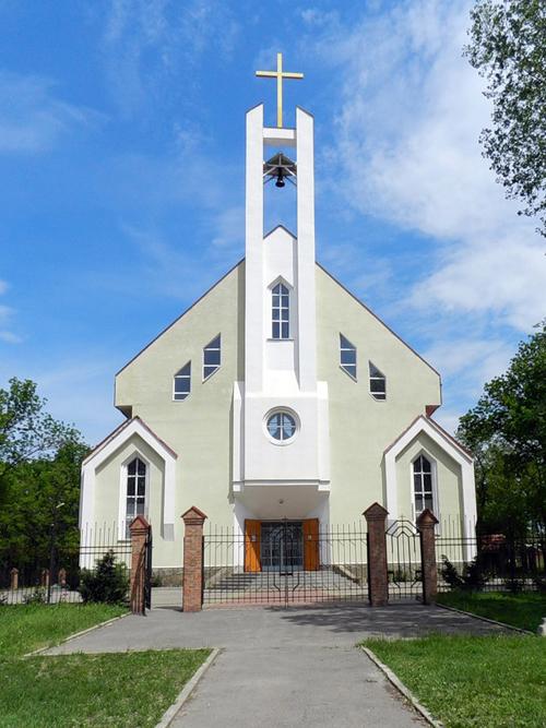 для католический костел в прокопьевске ТермобельеДРУГИЕ