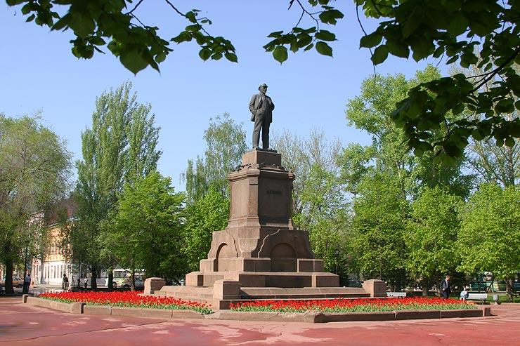 площадь Революции (Алексеевская) в Самаре