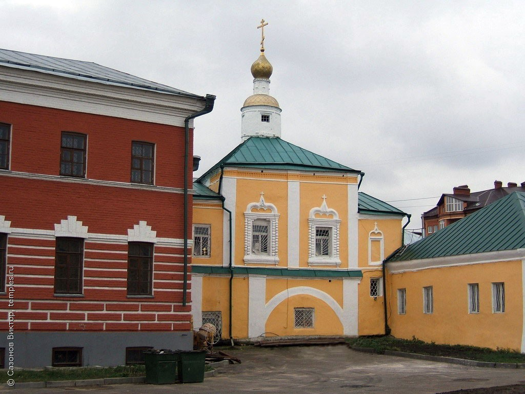 софийская церковб казань